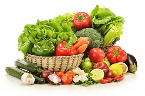 Bổ sung nhiều rau củ chăm sóc sức khỏe