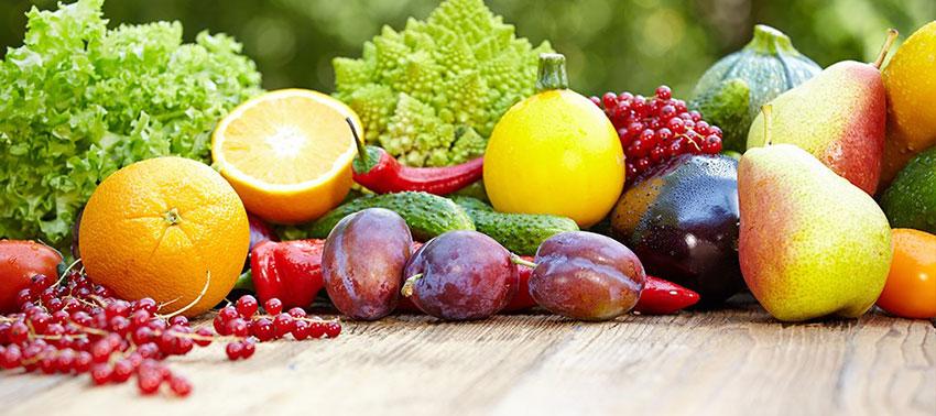 Nên ăn nhiều thực phẩm chứa các chất xơ