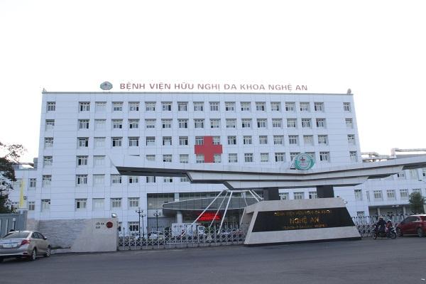 Bệnh viện đa khoa Nghệ An chữa giãn tĩnh mạch chân