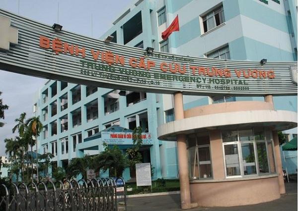 Bệnh viện Trưng Vương chữa giãn tĩnh mạch chân