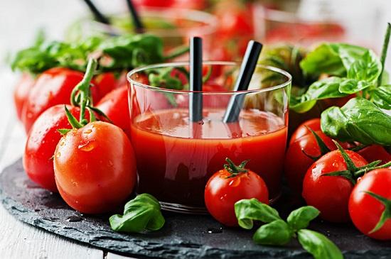 Cà chua mang lại những công dụng hữu ích cho sức khỏe