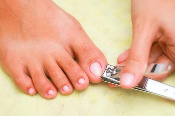 Chăm sóc móng chân cũng chính là cách để bảo vệ đôi chân