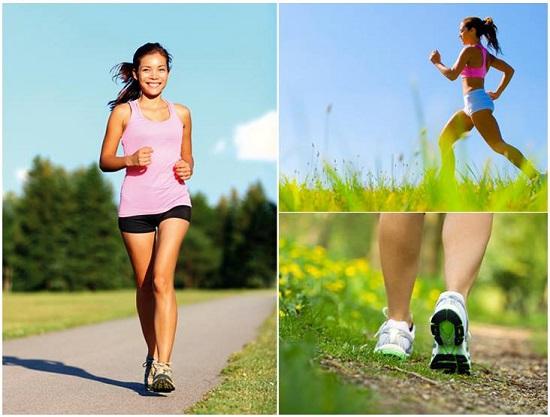 Đi bộ là thói quen rất tốt cho người giãn tĩnh mạch