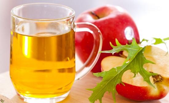 Giấm táo giúp đẩy lùi giãn tĩnh mạch chân rất hiệu quả
