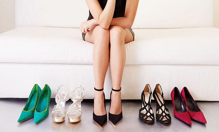 Giày cao gót mang những ẩn chứ bí ẩn trong mình