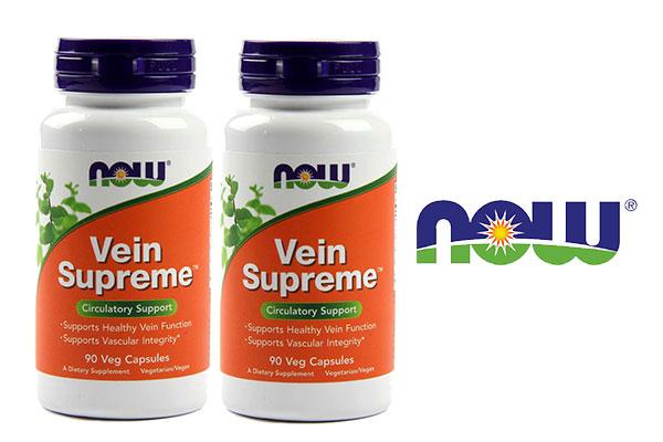 Vein Spreme chiết xuất từ thảo dược và các vi chất giúp tăng cường tuần hoàn máu