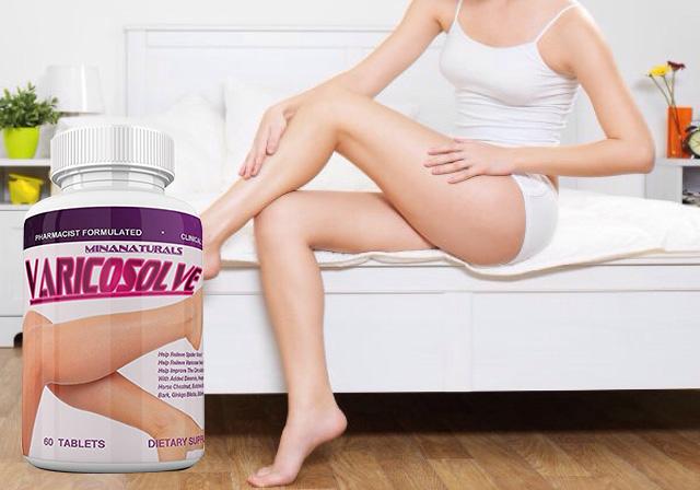 Varicosolve giải pháp giúp bảo vệ đôi chân toàn diện