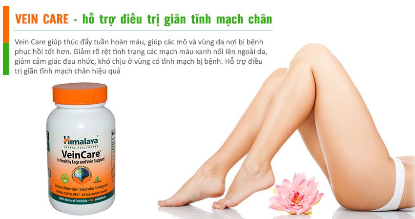 Vein Care sự lựa chọn hoàn hảo cho đôi chân của bạn