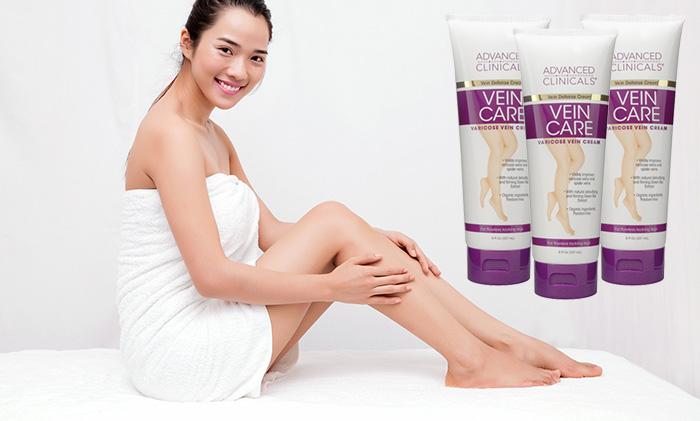 Vein Care giải pháp cho đôi chân khỏe đẹp tự nhiên