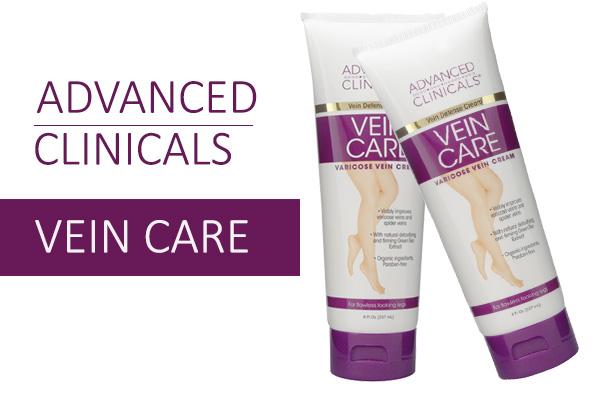 Vein Care cũng là một trong 3 bộ sản phẩm dạng kem bôi giúp chăm sóc và hỗ trợ điều trị các vùng bị suy giãn tĩnh mạch rất hiệu quả