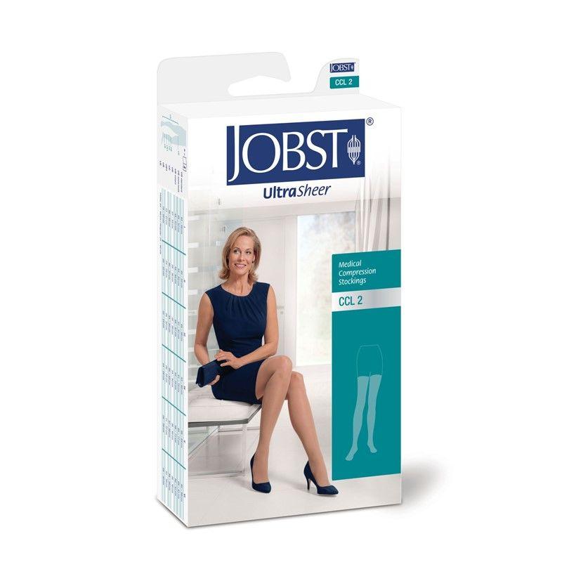 Vớ y khoa Jobst UltraSheer - Vớ gốihỗ trợ điều trị giãn tĩnh mạch chân