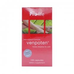 Venpoten hỗ trợ điều trị suy giãn tĩnh mạch chân