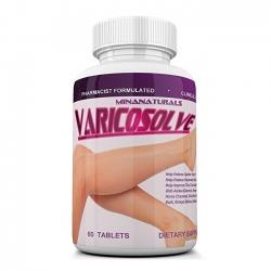 Varicosolve ngăn ngừa và hỗ trợ điều trị suy giãn tĩnh mạch